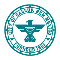 Corporate Seal of the City of Gallup, New Mexico